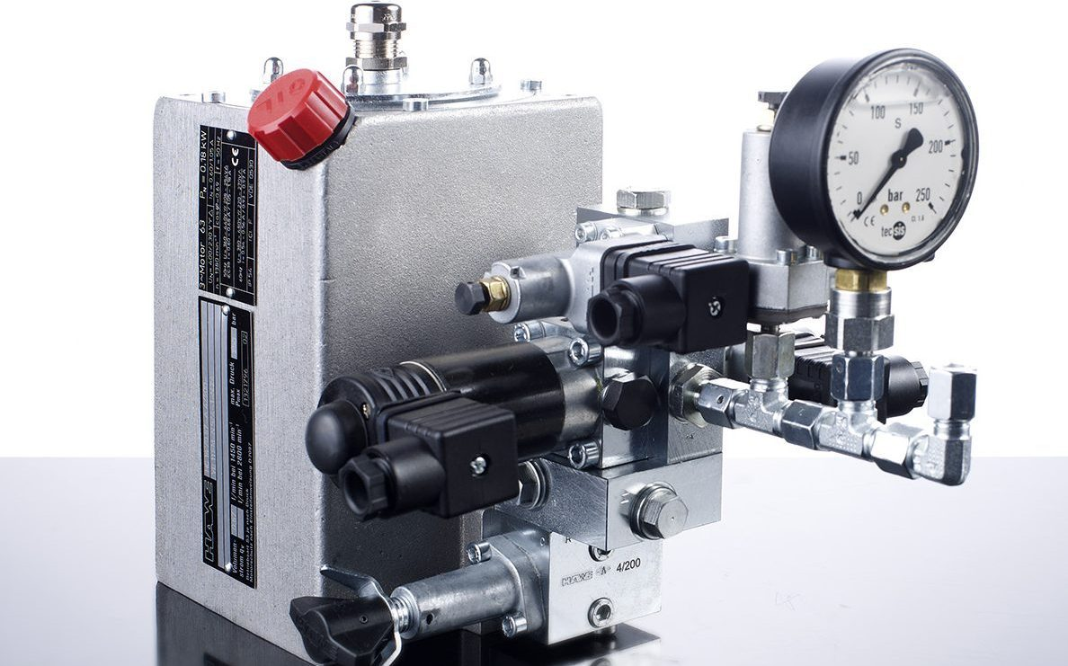 pressure converters