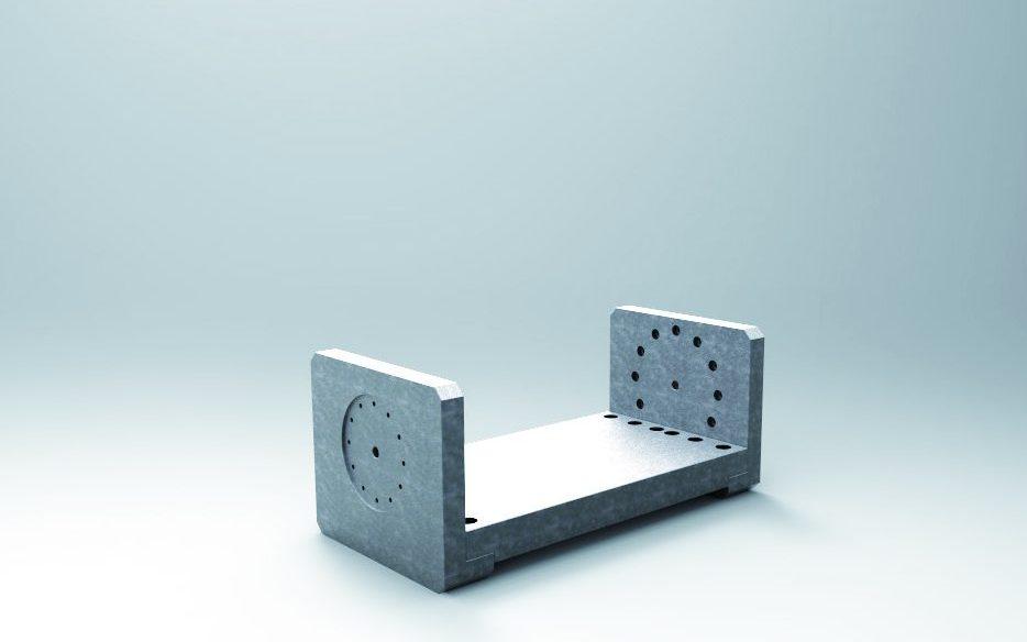 RWNC-Accessories clamping bridge